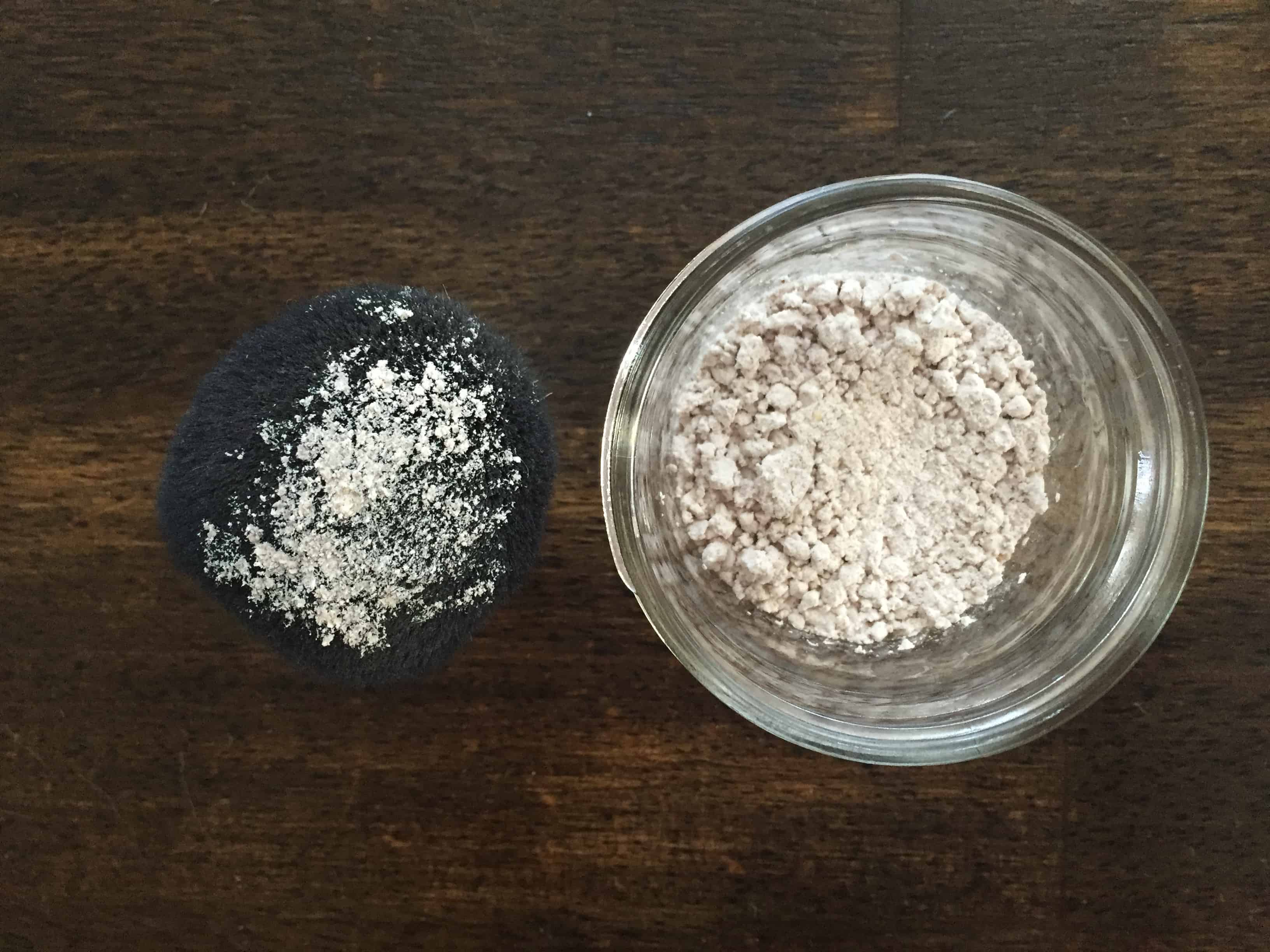 DIY Zero Waste Powder Foundation