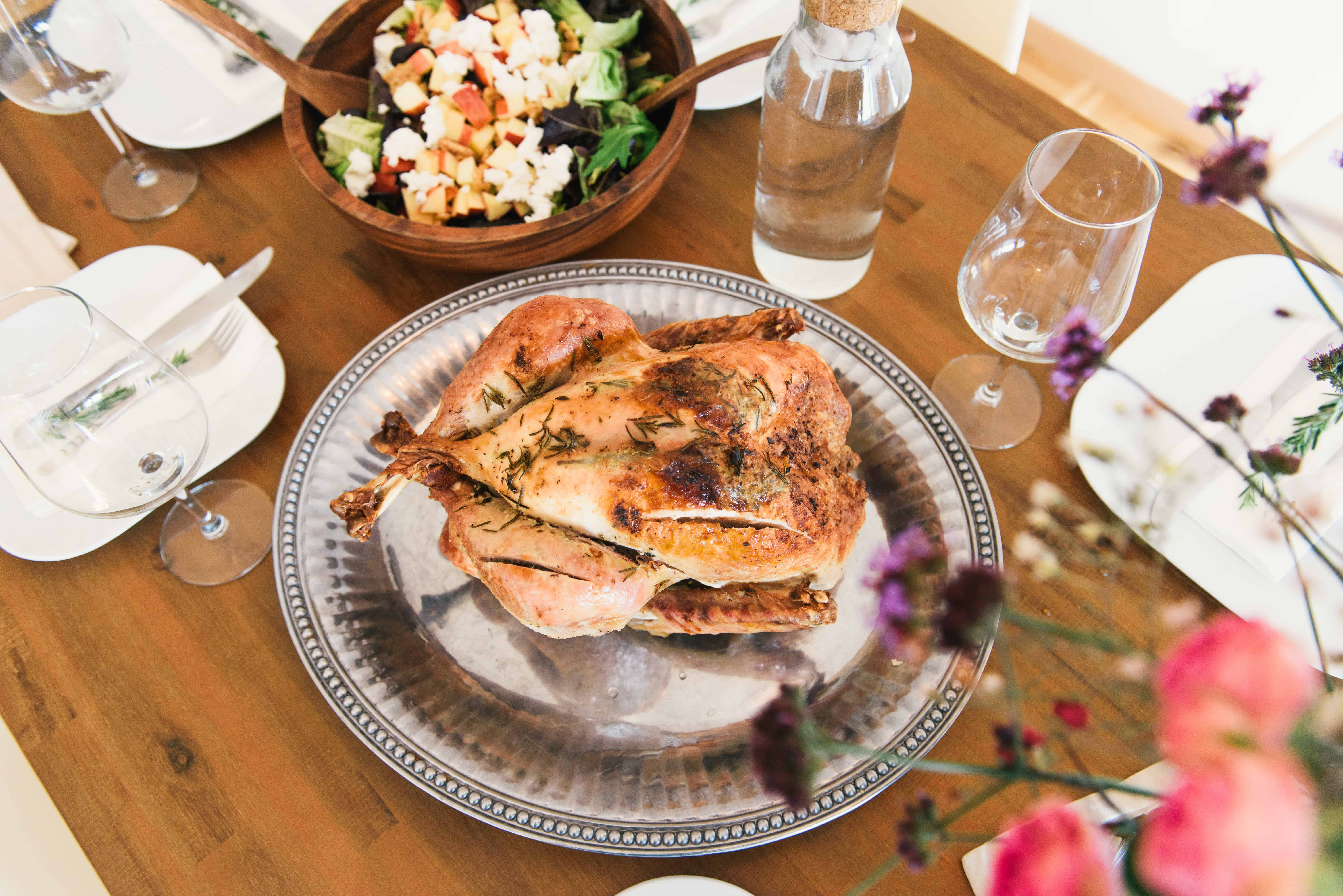 How to Host a Zero Waste Thanksgiving & Cultivate Gratitude