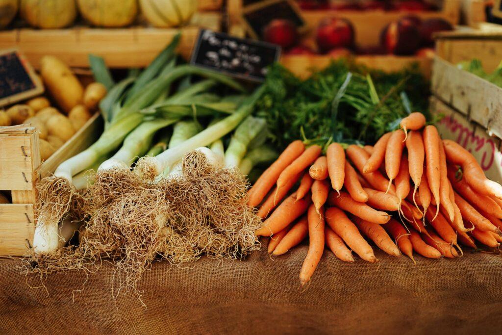 Zero Waste Thanksgiving Ingredients