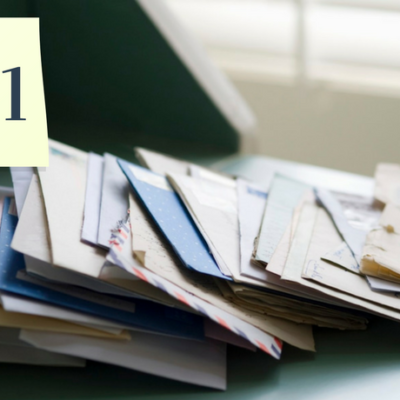 Baby Step #21: Get Rid of Junk Mail