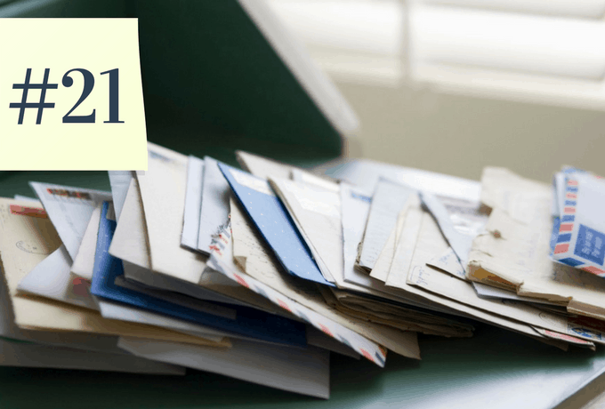 Get Rid of Junk Mail For Good | The Zero Waste Memoirs