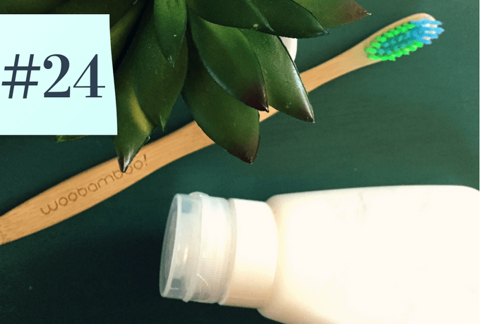 Baby Step #24: Make Your Own Toothpaste