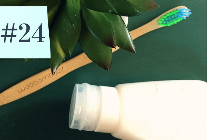 How to Make Your Own Zero Waste Toothpaste