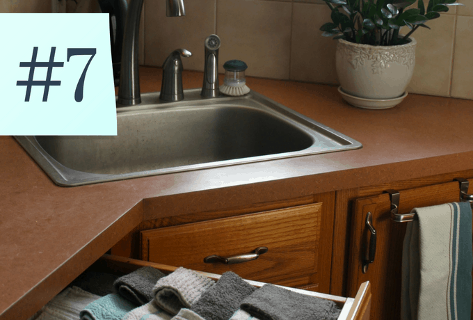 Baby Step #7: Start Your Paperless Kitchen