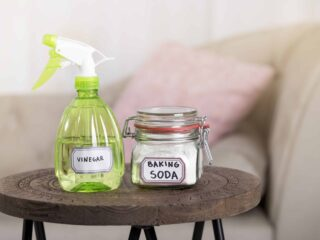 Chemical free cleaning products
