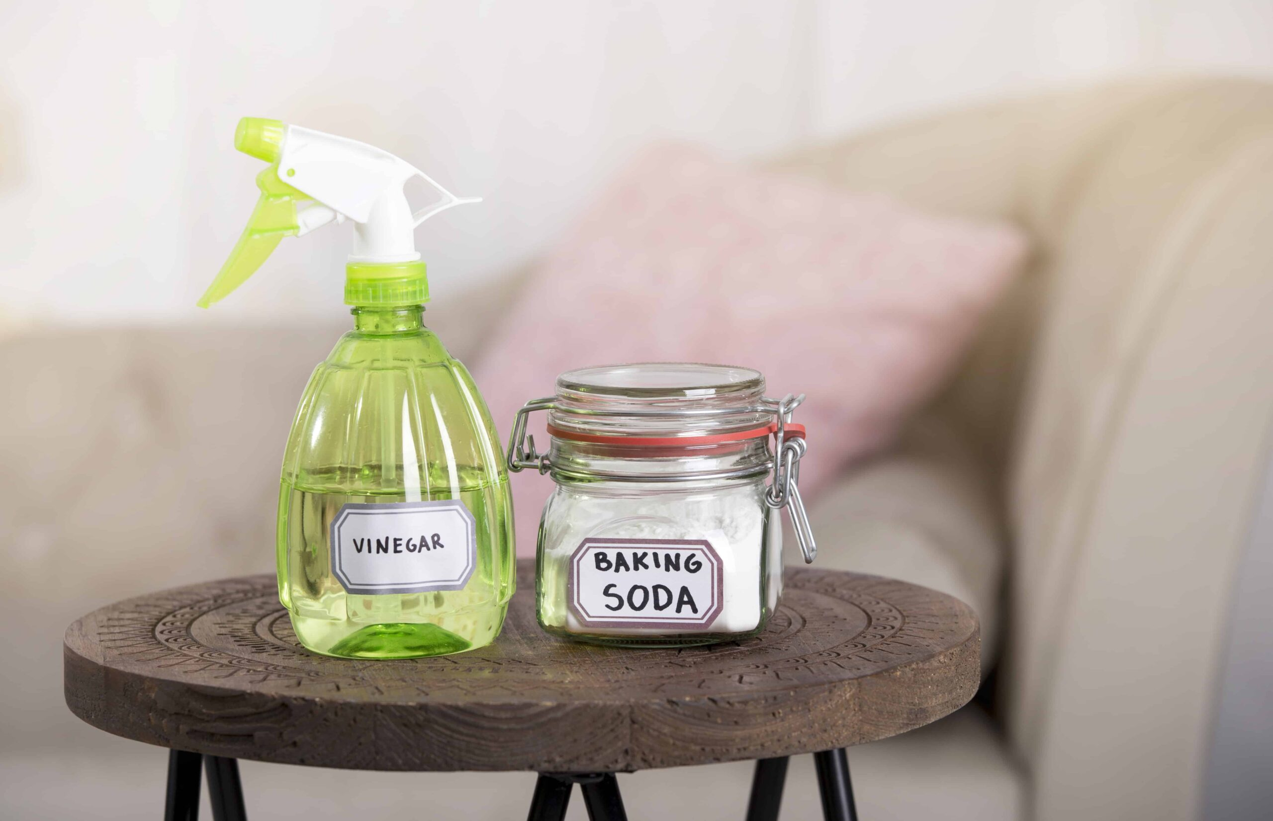 Replacing Your Household Cleaning Products with Non-Toxic Alternatives