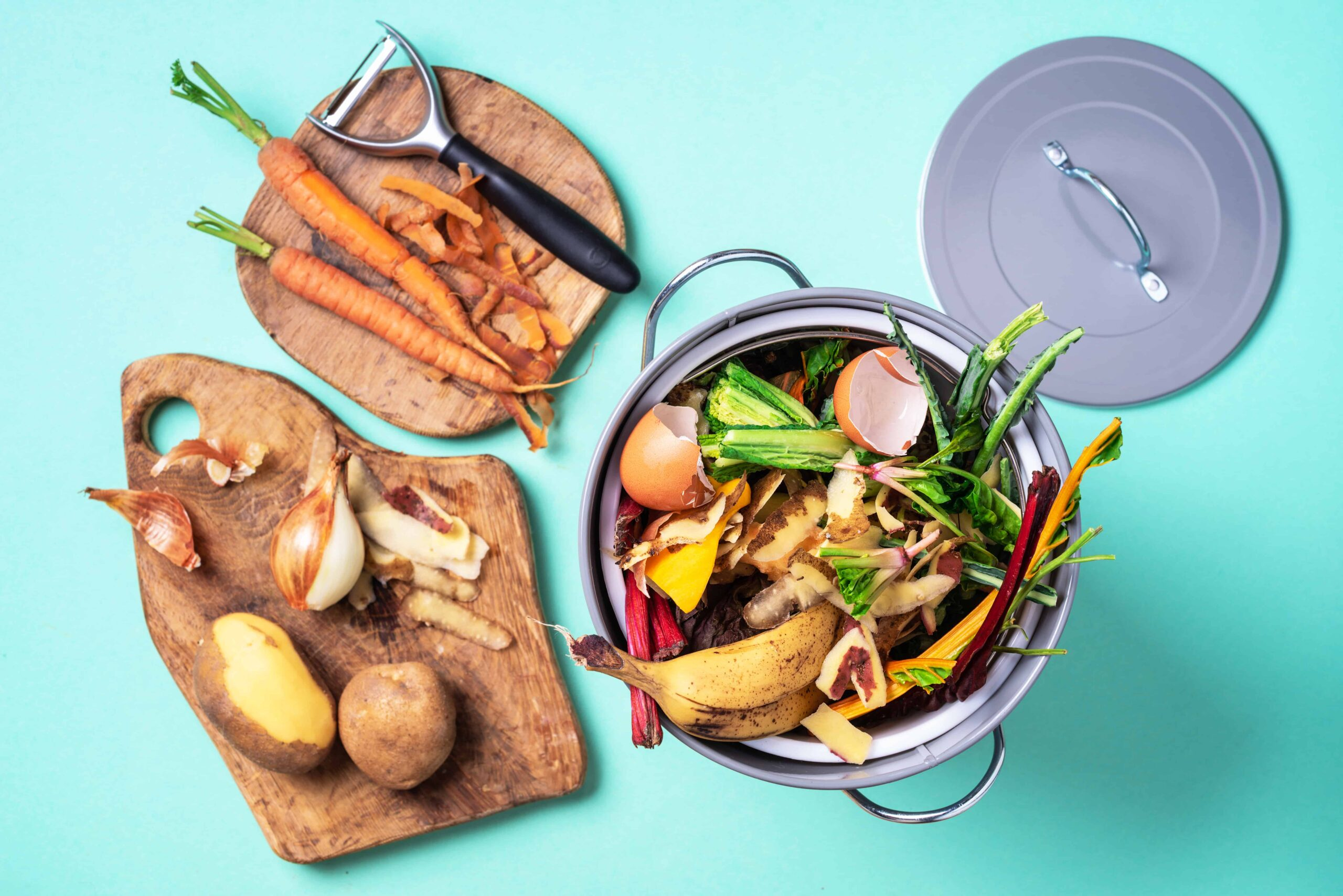 30 Clever Ways to Use Food Scraps