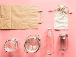 How to set up a bulk shopping kit