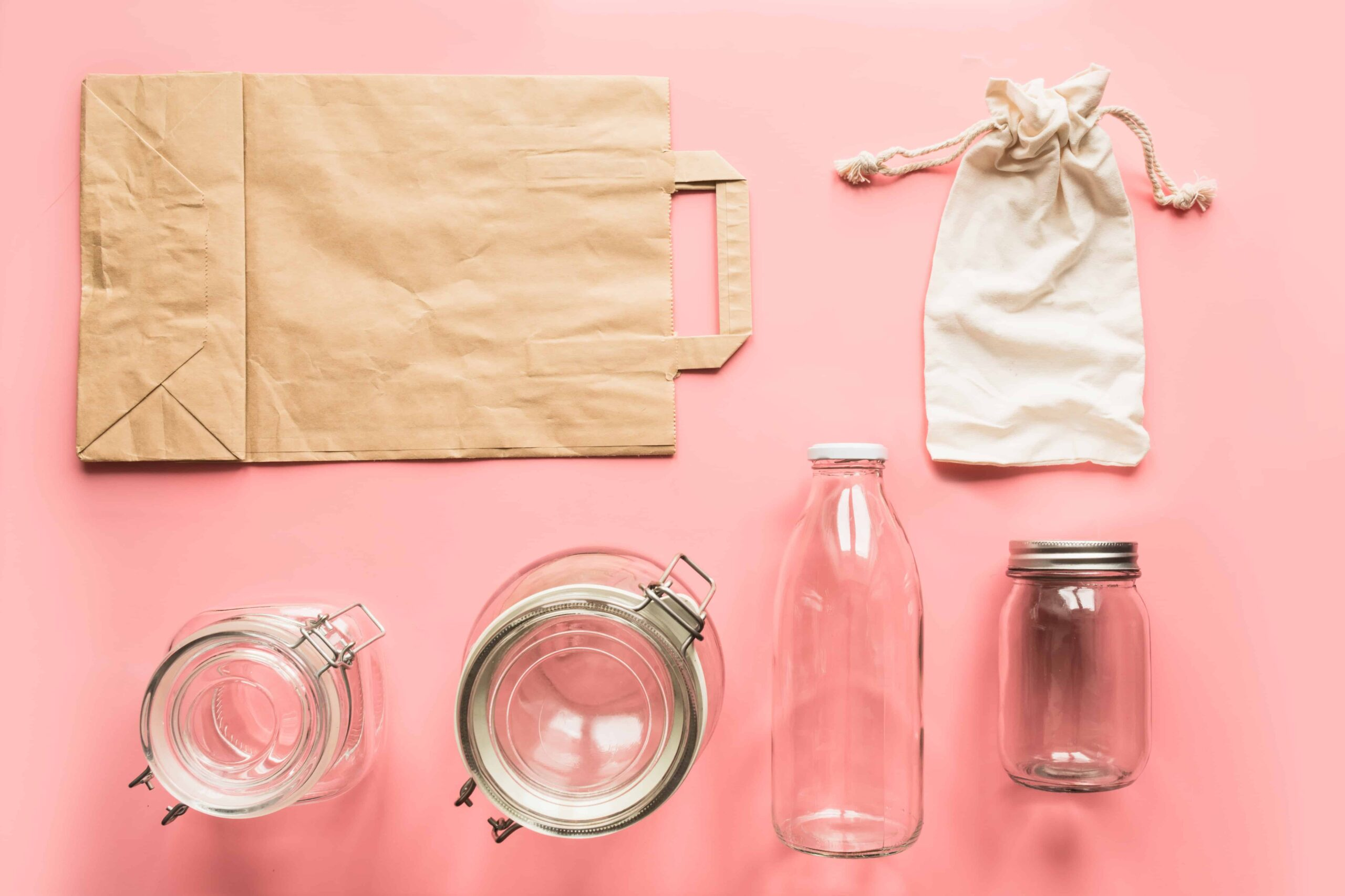 How to set up a bulk shopping kit