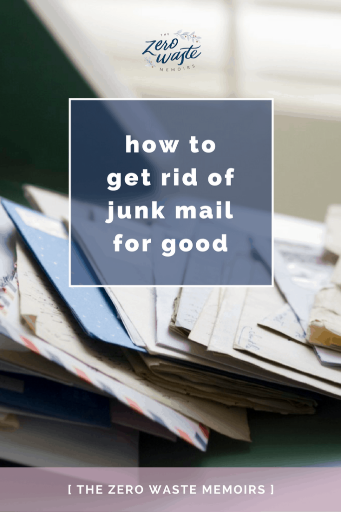 How to Get Rid of Junk Mail fo...
