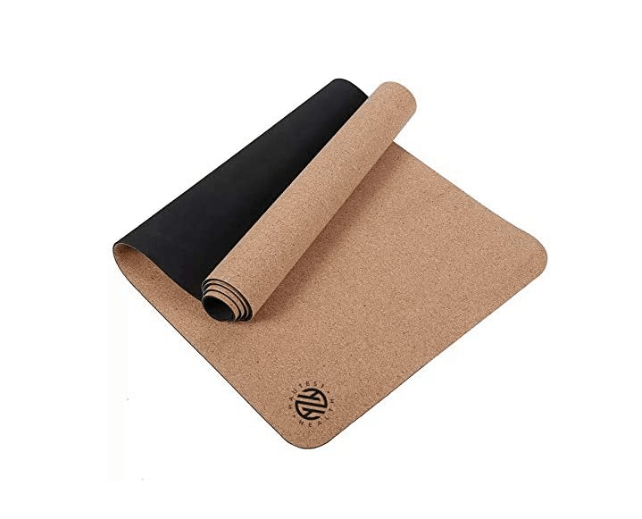 Cork eco-friendly yoga mat