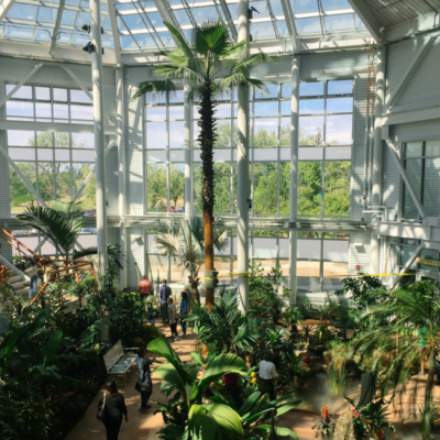Exploring the Cheyenne Botanic Gardens