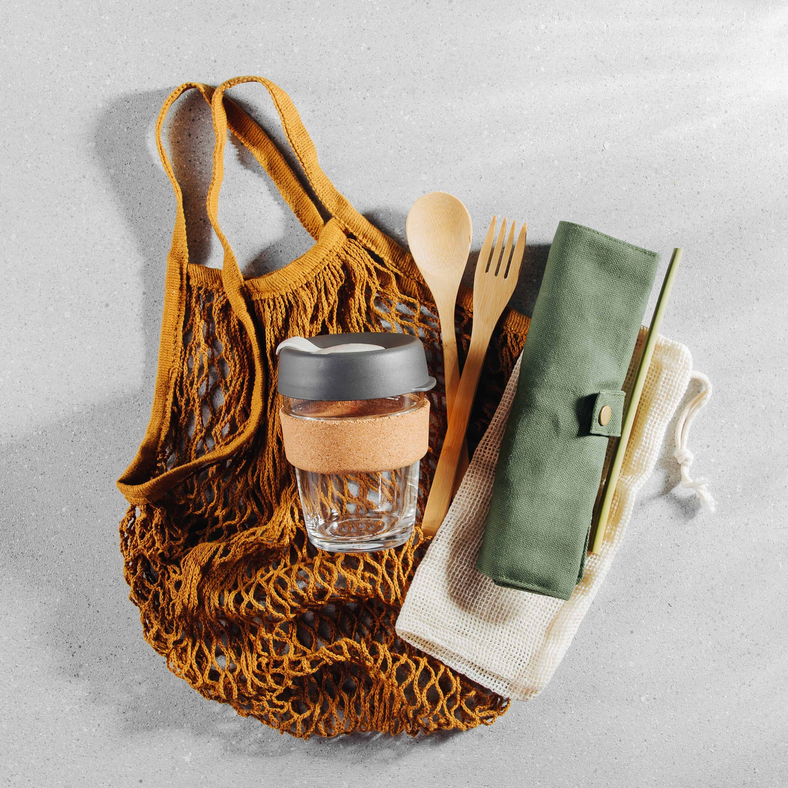 What to Include in Your Zero Waste To-Go Kit