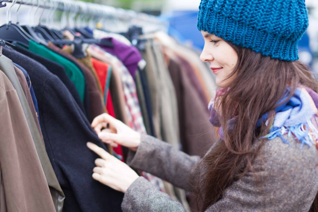 How to lessen the environmental impact of your clothing