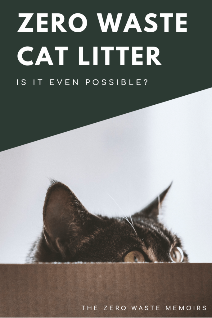 Zero waste cat litter - is it even possible? We look at all the ways you can reduce your cat's carbon footprint. From choosing an eco-friendly litter box, to choosing the best cat litter, to disposing of it correctly.