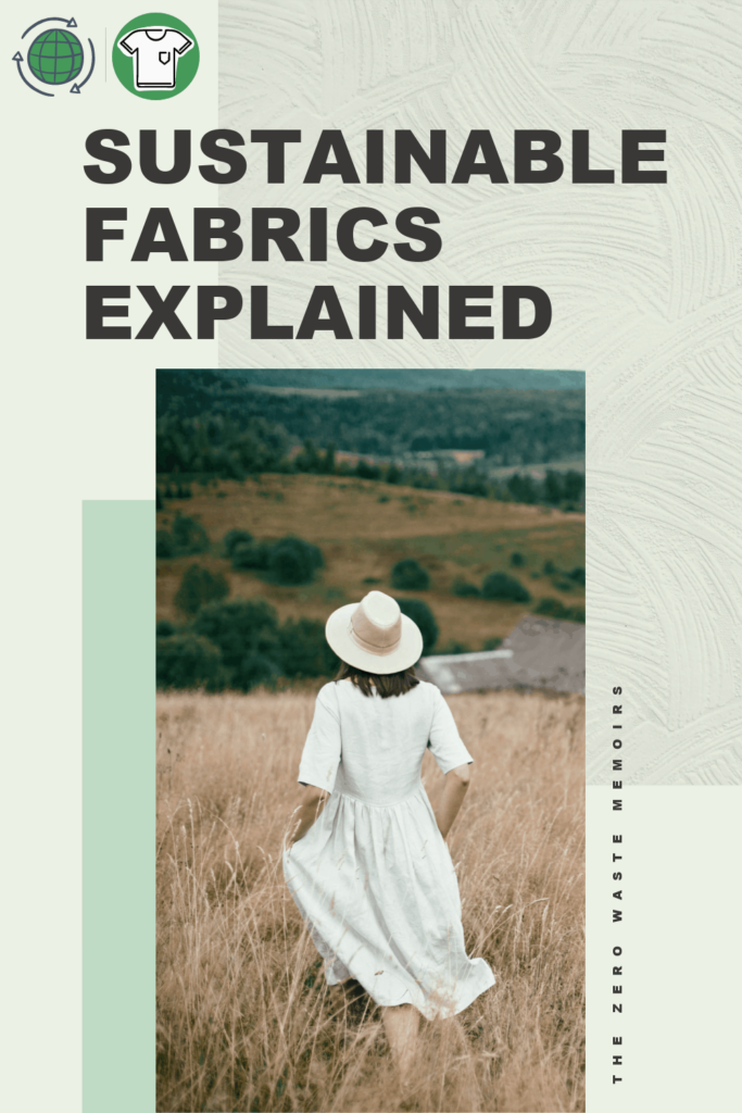 Wondering which fabrics are the most sustainable? Don't give in to the greenwashing. We'll give you the low-down on the most sustainable fabrics, here.