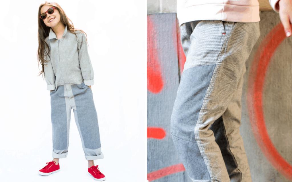 Sustainable kid's clothing