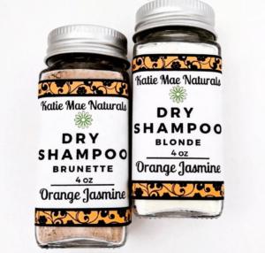 Katie Mae Zero Waste Dry Shampoo