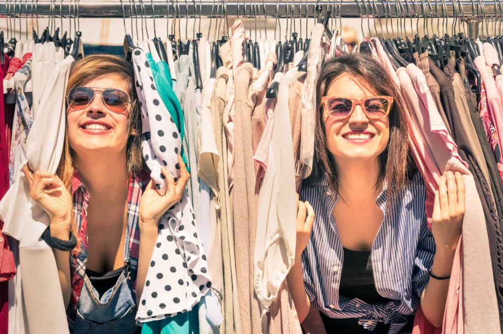 The low down on clothes recycling