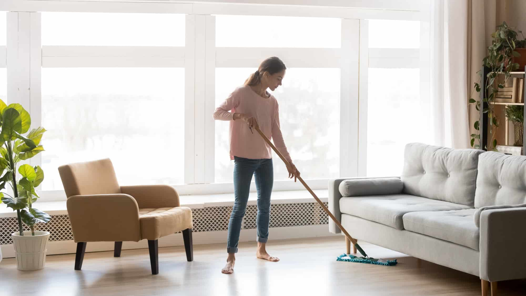 Zero Waste Mopping – For A Squeaky Clean Floor & Conscience