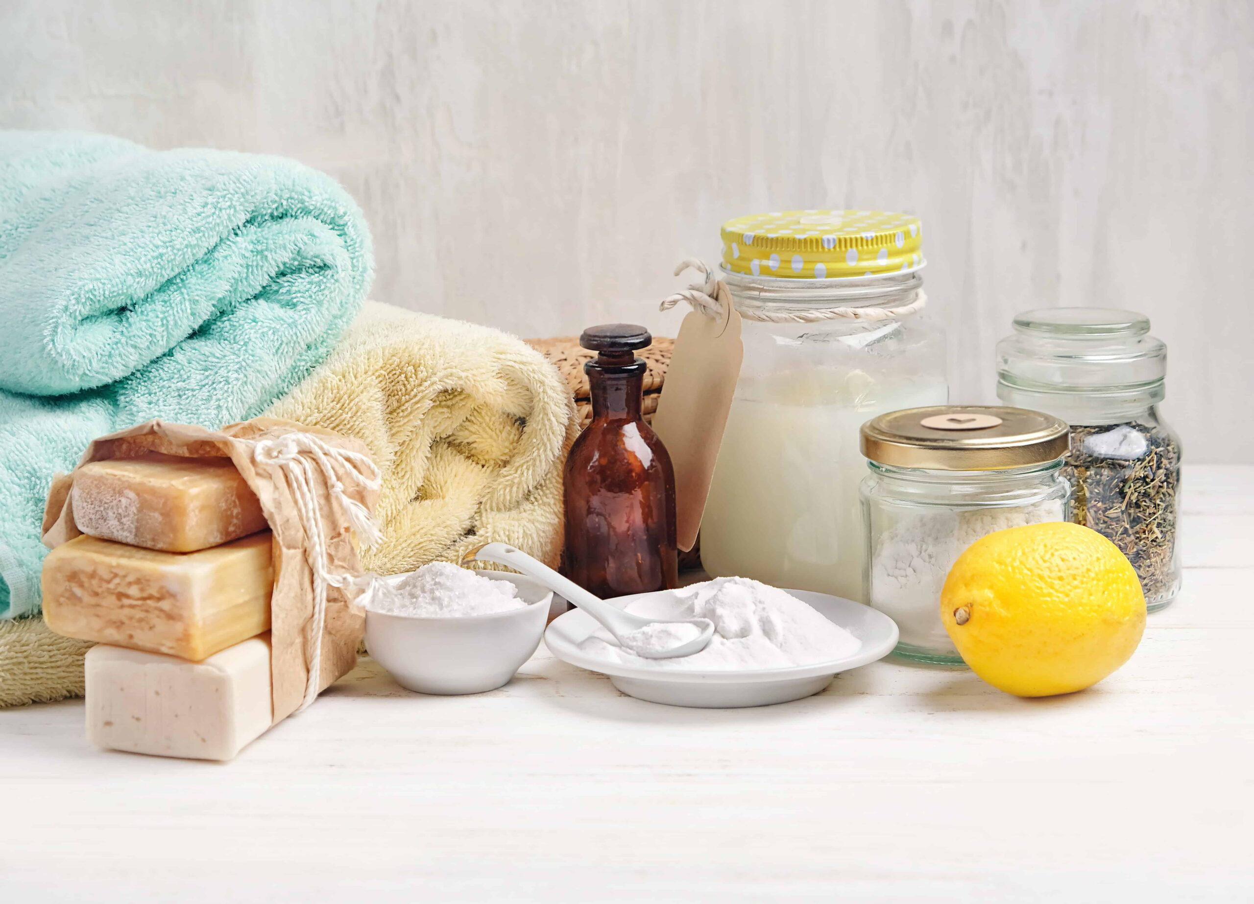 Natural Alternatives to Fabric Softener
