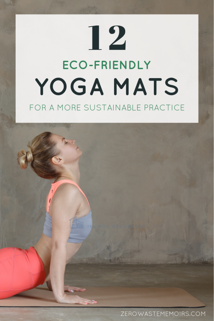 Looking for the most eco-friendly yoga mats to add to your daily practice? We've rounded up the best sustainable yoga mats available.