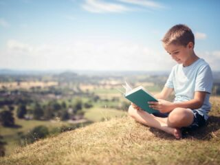 Children's books about sustainability