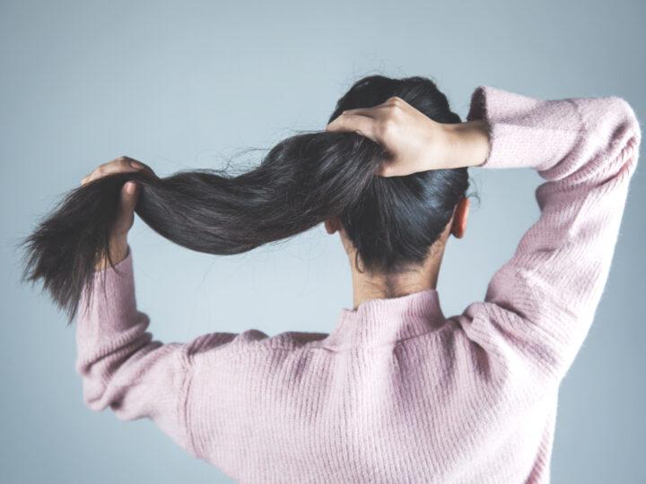 Zero Waste Hair Ties – Never Buy Synthetics Again!