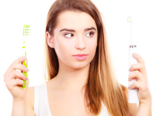 Eco-friendly electric toothbrushes